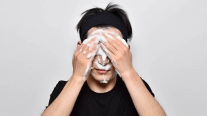 メンズ洗顔